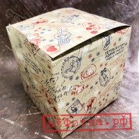 """Коробка для кружки """"Посылка"""""""