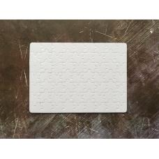 Пазл прямоугольный 14х19 картонный
