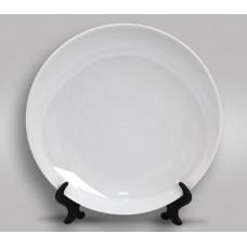 Тарелка для сублимации полная запечатка (керамика)